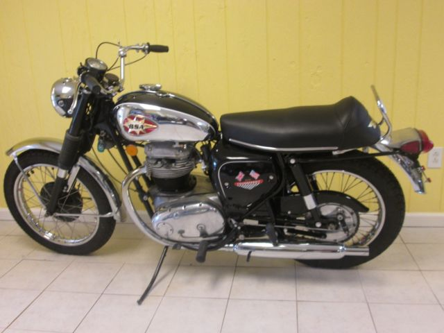 Buell Motorcycles For Sale >> 1968 BSA Thunderbolt 650