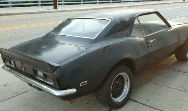 1968 chevrolet camaro v8 327 high performance,5 speed 10 bolt rear