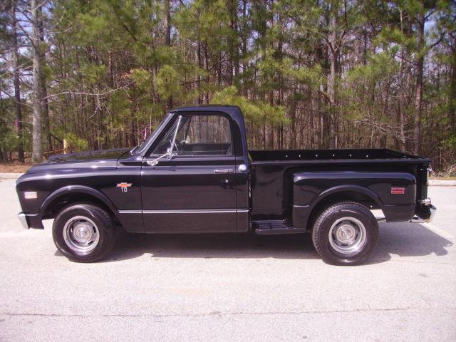 1968 chevy stepside truck