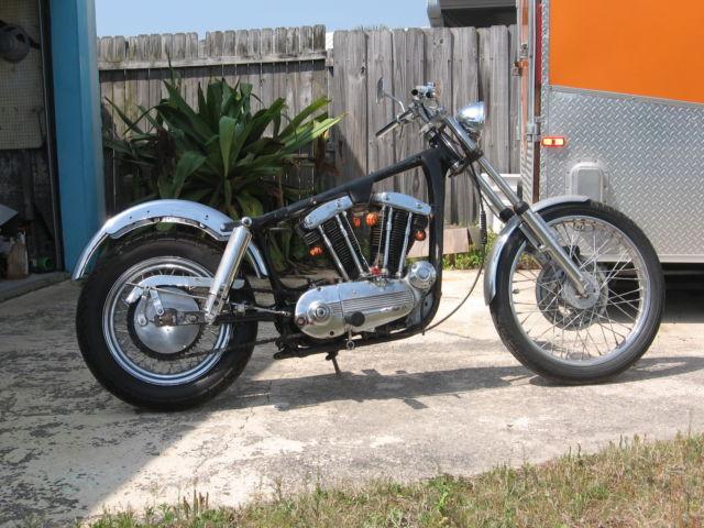 1968 Xlch Sportster