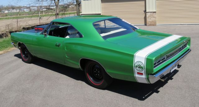 1969-1/2 Dodge Coronet A12 Super Bee  Matching Numbers  440
