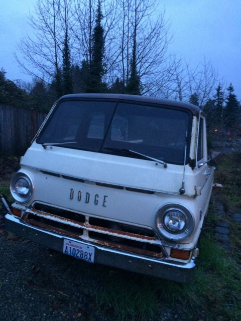 1969 A-100 PICK UP RARE 5 WINDOW Mopar