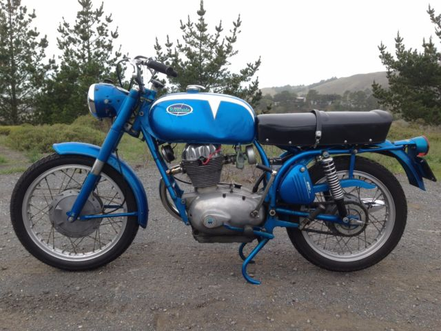 1969 (Benelli) Wards Riverside 250