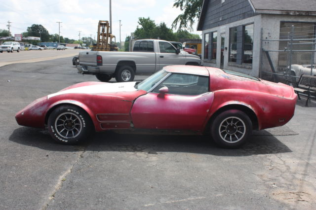 1969 C3 Corvette 70 S Custom Big Block Car Sports Wagon Motion Show