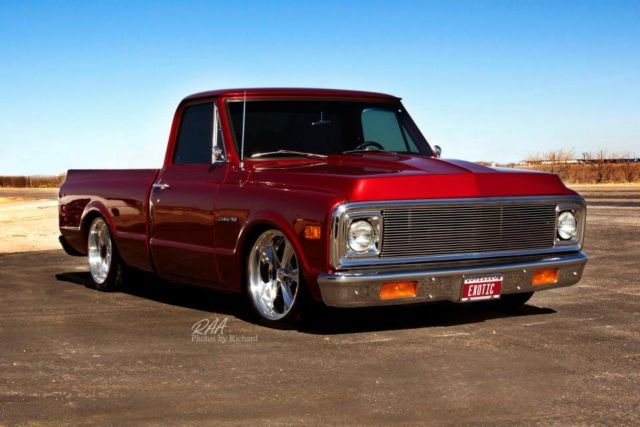 69 chevy c10 short bed