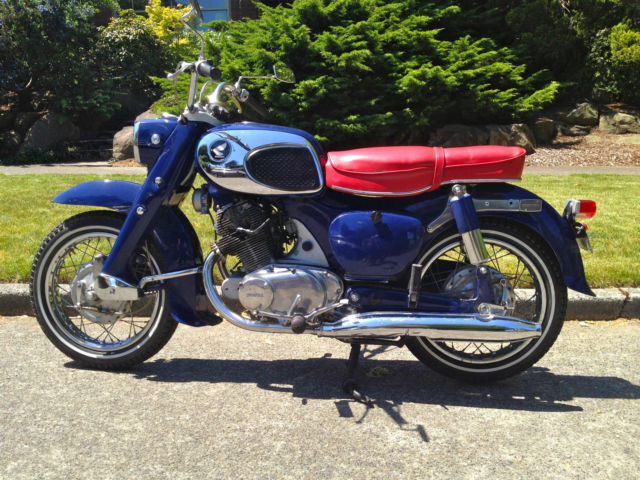 Honda Ca Motorcycles For Sale