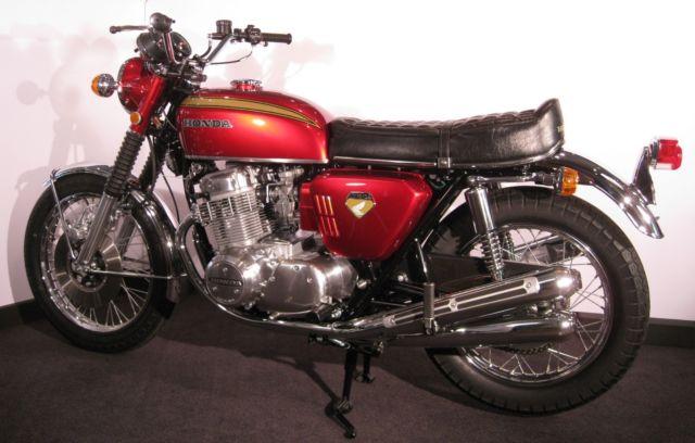 1969 HONDA CB750 CB 750   VIC WORLD SANDCAST