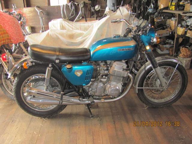 1969 HONDA CB750KO VERY NICE BIKE,RUNS FANTASTIC(NOT A SANDCAST)