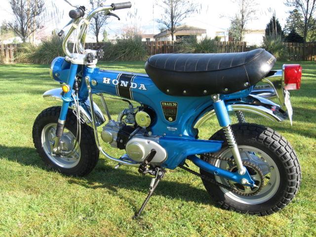 1969 Honda CT70 Honda CT70 Honda CT 70 CT70 Trail 70 Only ...