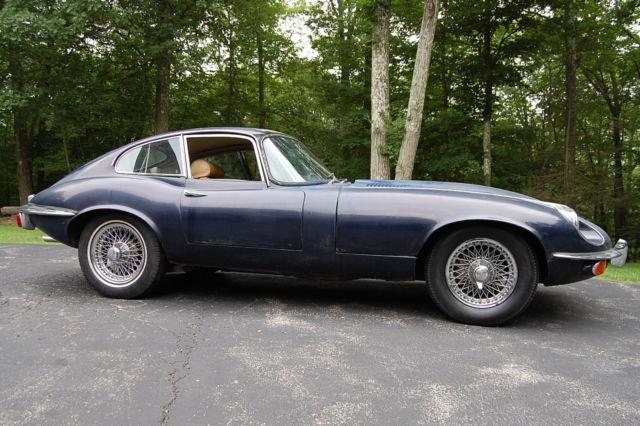 1969 jaguar e-type xke series 2 coupechanically well sorted,needs