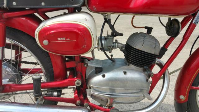 1969 Montgomery Wards Riverside 125cc Benelli Cobra