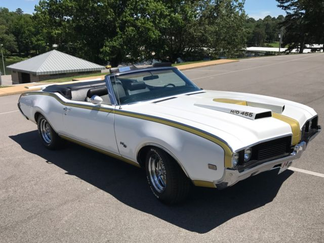 Cars For Sale In Chattanooga >> 1969 Oldsmobile 442 Convertible Hurst Tribute