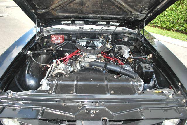 1969 oldsmobile 442 resto mod