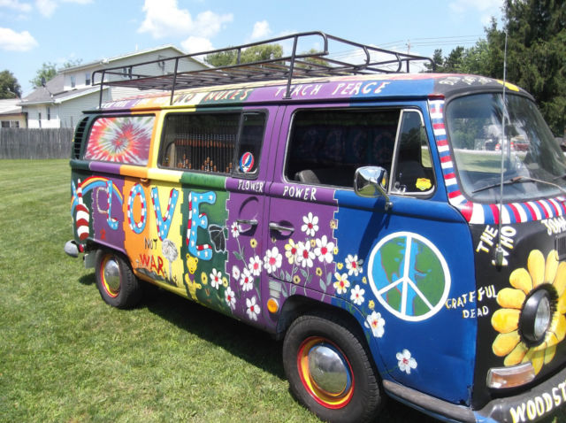 1969 volkswagen westfalia bus camper hippie custom surf van. Black Bedroom Furniture Sets. Home Design Ideas