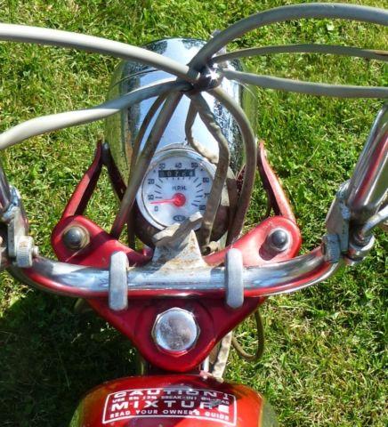 1970 BENELLI DYNAMO MINI BIKE MINIBIKE MOTORCYCLE ALL ...