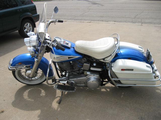 1970 Harley Davidson Flh Electra Glide Shovel Head