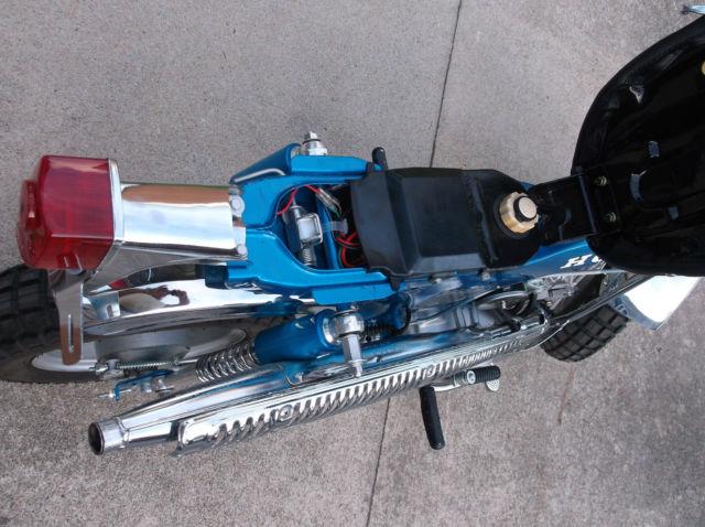 1970 honda ct70 ct 70 ko mini trail ko z z50 motorcycle