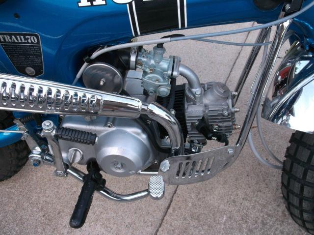 Honda Ct Ct Ko Mini Trail Ko Z Z Motorcycle on Honda Trail 70 Wiring Harness