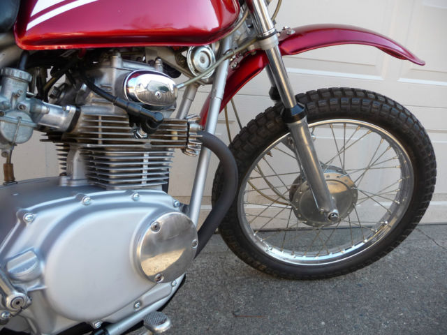 1970 honda sl175 k0 only 4555 miles 1970 honda other sciox Images