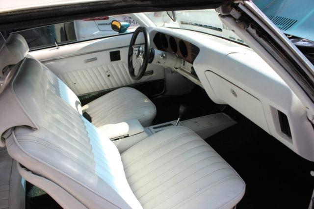 1970 Pontiac Lemans Sport Convertible 5 7l 350 V8