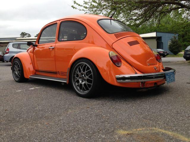 Volkswagen Beetle Hot Vws Featured Custom Formula Vee on Jitterbug Bug