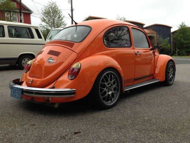 1970 Volkswagen Beetle - Hot VW's featured Custom Formula Vee