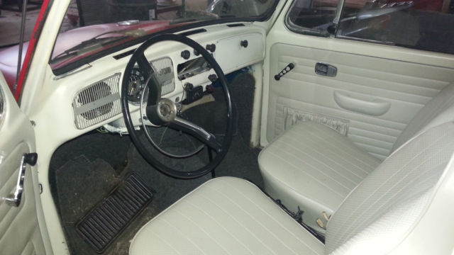 1970 vw beetle new motor new interior paint is old and tired. Black Bedroom Furniture Sets. Home Design Ideas