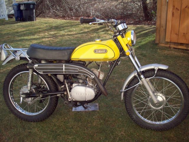 1970 Yamaha AT1 125 Enduro Vintage Dt Ct