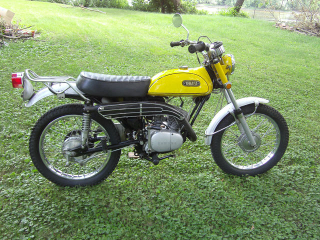 1970 yamaha dt125 enduro not running project. Black Bedroom Furniture Sets. Home Design Ideas