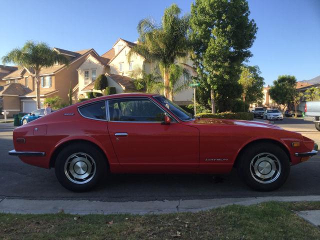 1971 Datsun Z Series
