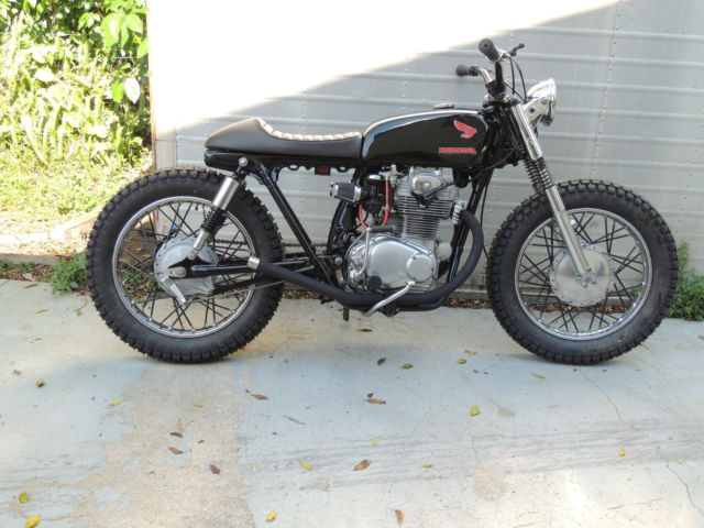 Honda Of Fort Myers >> 1971 HONDA CB 350 TWIN BRAT STYLE, BOBBER, CAFE RACER, DIRT TRACKER