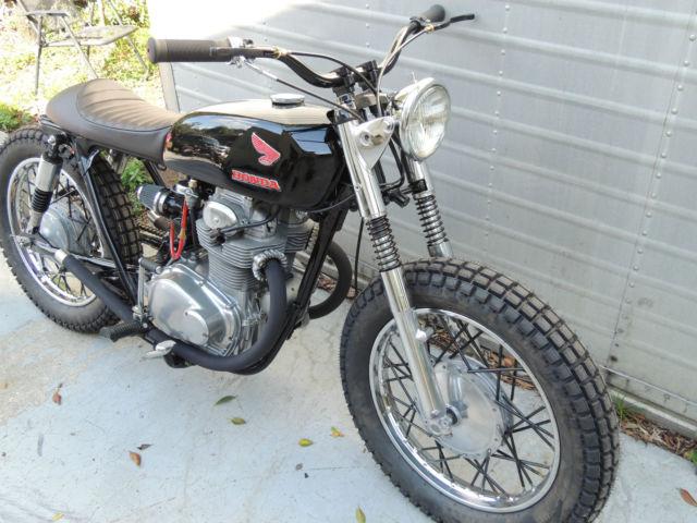 Honda Of Fort Myers >> 1971 HONDA CB 350 TWIN BRAT STYLE, BOBBER, CAFE RACER, DIRT TRACKER