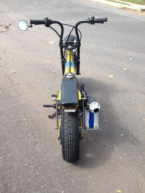 Honda Ct Custom Mini Bike Cc Piranha Street Legal With Title on Ct70 Engine