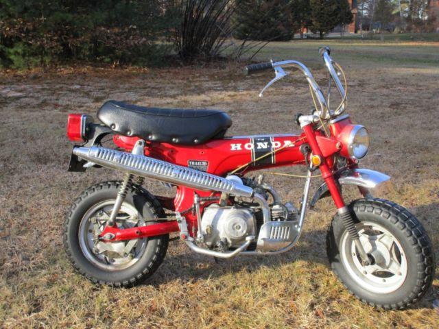 "Used Cars For Sale In Ct >> 1971 Honda CT70 Original ""Survivor"" Vintage Mini Trail 70"