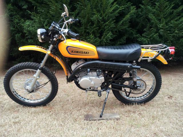 Kawasaki 175cc For Sale on