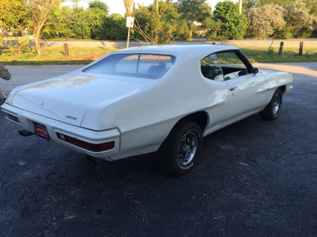 How Much To Replace Transmission >> 1971 Pontiac GT37 GTO Tempest Lemans
