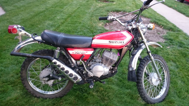 Ksl Com Cars >> 1971 SUZUKI TC125 TC 125 VINTAGE RARE! Runs well!