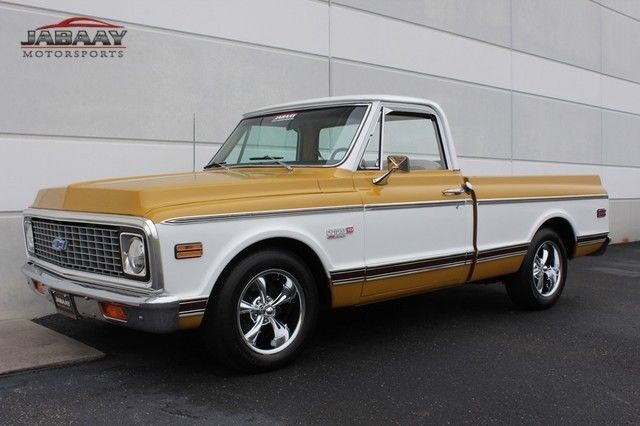 1972 chevy c10 short wheel base
