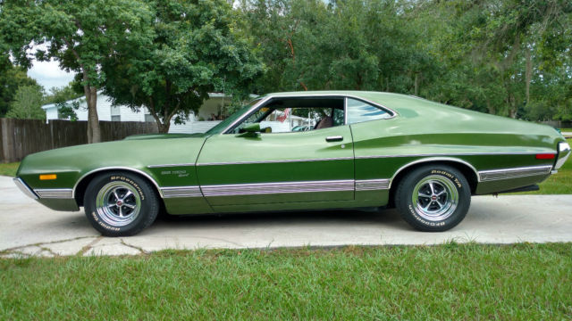 1972 ford gran torino sport numbers matching n code with for Florida motor vehicle number