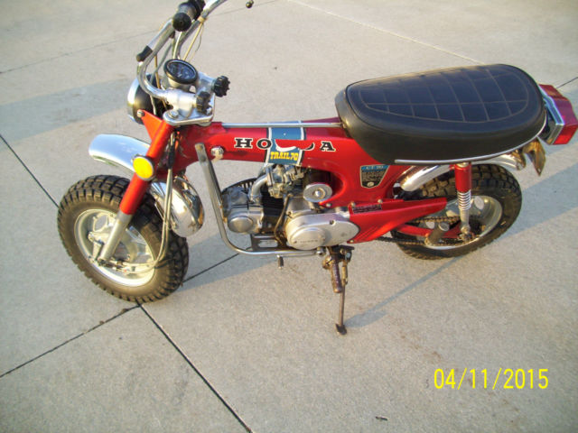 1972 honda ct70 3spd auto candy ruby red honda ct 1972 technical specifications sciox Image collections