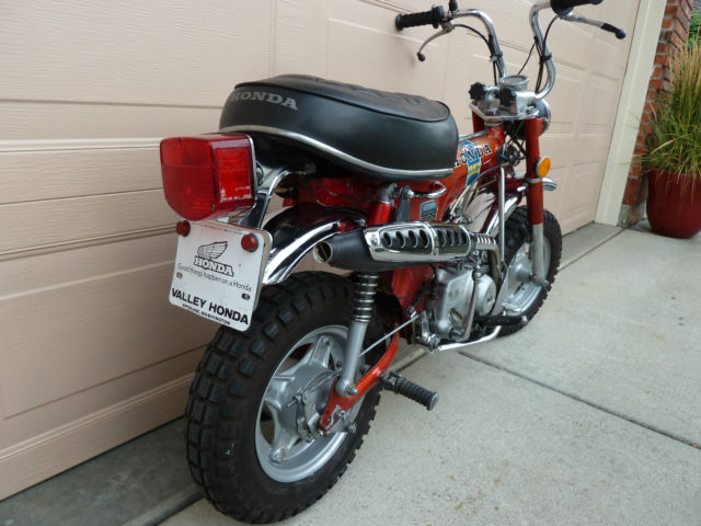 1972 honda ct70 k1 mini trail 70 3 speed titled dual purpose honda ct 1972 technical specifications sciox Image collections