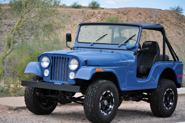 Sensational 1972 Jeep Cj5 Base Sport Utility 2 Door 5 0L Wiring Cloud Peadfoxcilixyz