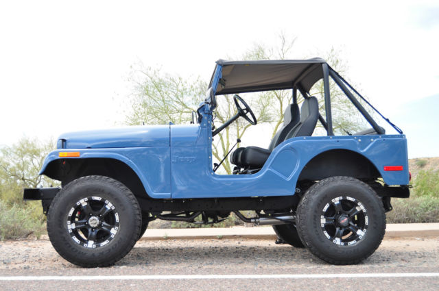 Awe Inspiring 1972 Jeep Cj5 Base Sport Utility 2 Door 5 0L Wiring Cloud Peadfoxcilixyz