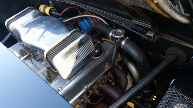 1972 Porsche 914 V8 Conversion Aluminum Buick 215 Motor