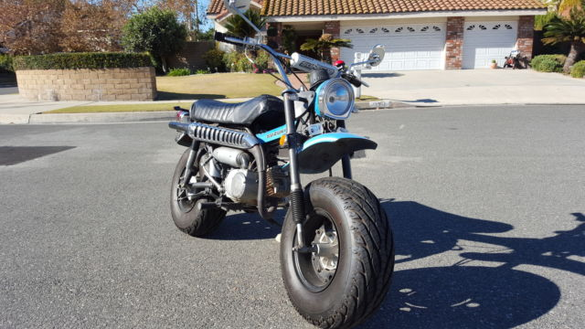 1972 Suzuki RV90 Rover Dual Sport Enduro Oil-Injected 2