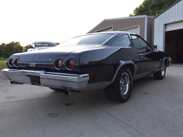 1973 Chevelle Ss 350 Muscle Car 1968 1969 1970 Nova