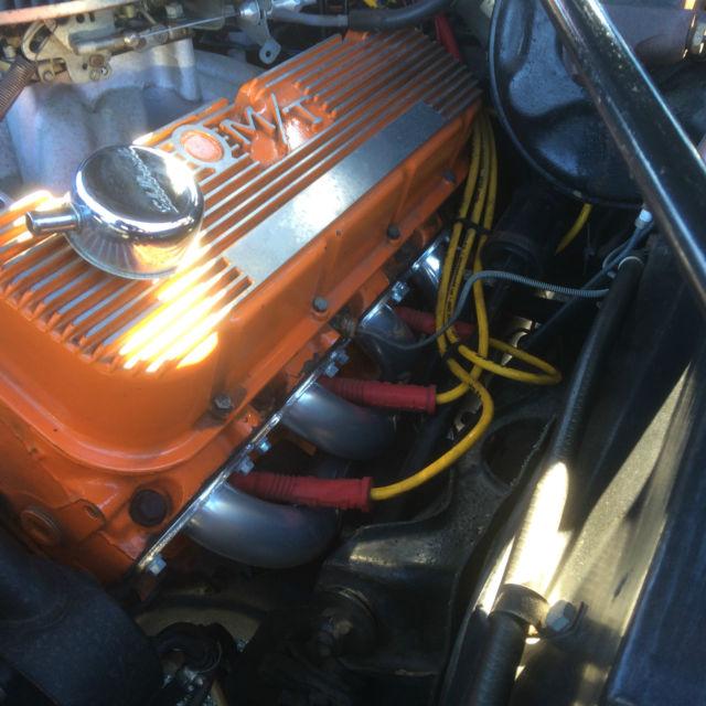 1973 Chevrolet Chevelle Laguna Hardtop Coupe. 4spd 454