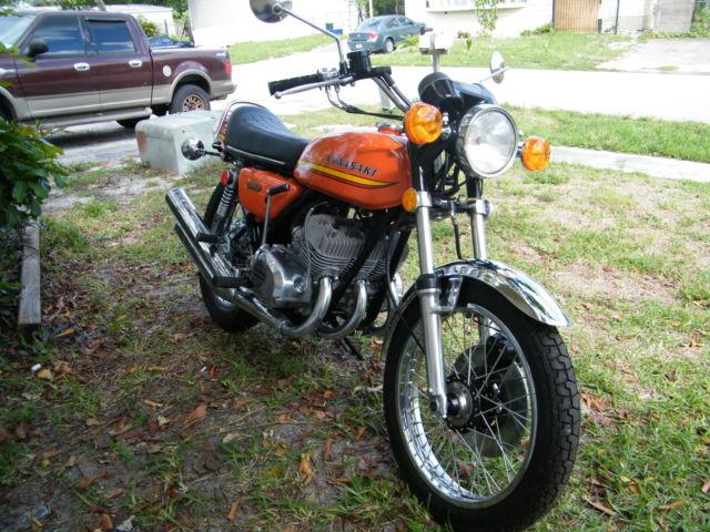 1973 Kawasaki S2 350 Triple – Wonderful Image Gallery
