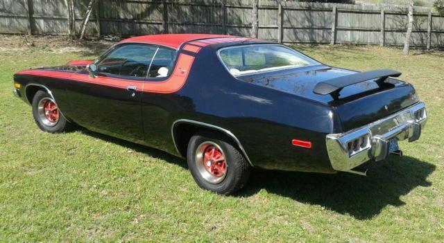 1973 Plymouth Satellite Road Runner 70 71 72 73 74 Tribute