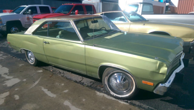 1973 plymouth scamp specs